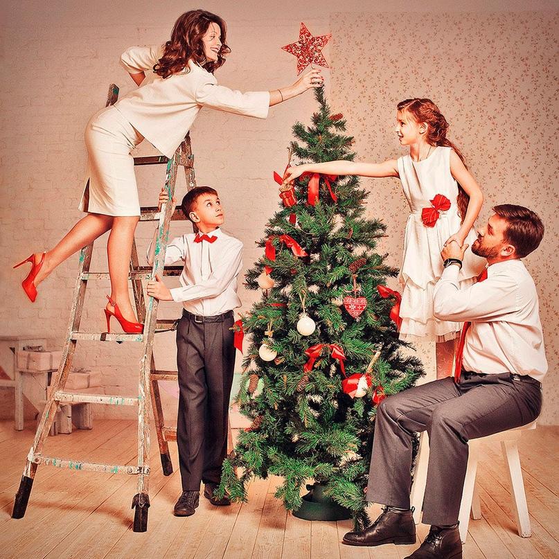 Секреты удачной фотосессии на Новый Год, изображение №47