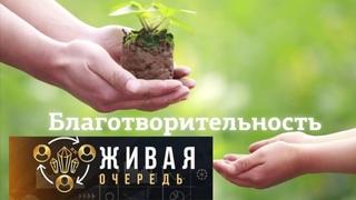 Благотворительность в г Череповце от живой очереди!