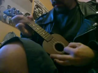 UKULELE METAL MEDLEY! (Slayer, Megadeth, Slipknot, Nirvana and etc.)