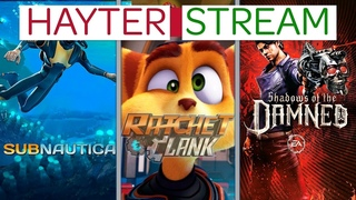 Пробуем Subnautica, Ratchet and Clank, Shadow of the Damned (PS3), (начало MGS 4)?