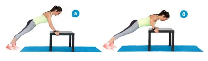 Упражнения для красивого бюста, изображение №2