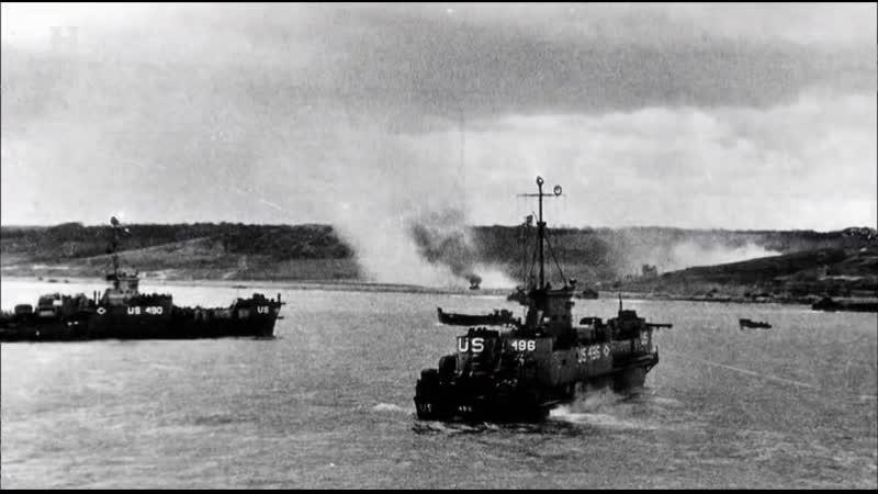 History Channel Высадка союзников в Нормандии Нерассказанные истории