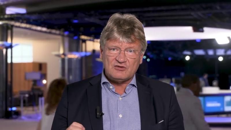 Prof. Dr. Jörg Meuthen AfD Deutschland steht vor einer erneuten muslimischen Masseneinwanderung.