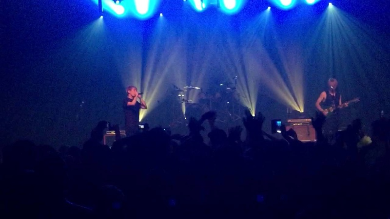 ONE OK ROCK - Tour 2016 at Antwerpen - Wherever you are