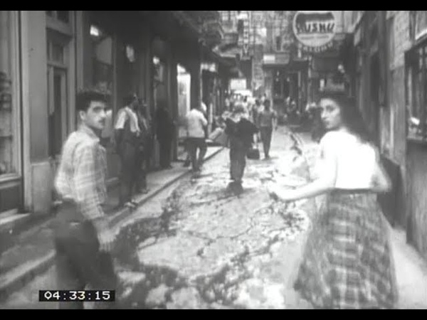 BBC'nin 1961 yılında hazırladığı İstanbul belgeseli: Birinci bölüm