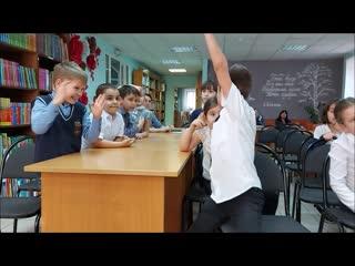 Интерактивная познавательная игра «От знаков – к буквам, от бересты – к страницам», посвященная Дню православной книги
