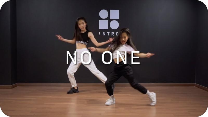 누구 없소 NO ONE Feat B I of iKON Lee Hi 이하이 Redlic Choreography DaDaJu Practice Video