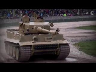 Внутри танка Tiger Часть 33