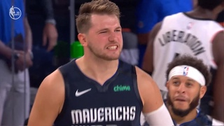 Luka Doncic Hits EPIC Game-Winner vs. the Clippers | Clippers vs Mavericks Game 4