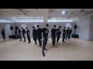NCT 2018 - Black on Black Dance Practice Ver.