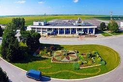 Аэропорт будет принимать туристов после реконструкции