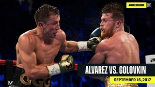 "FULL FIGHT | Canelo Alvarez vs. Gennadiy ""GGG"" Golovkin (DAZN REWIND)"