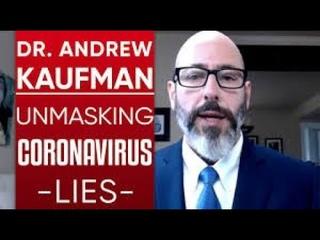 Коронавирусная пандемия. Dr Andrew Kaufman. Интервью на London Real