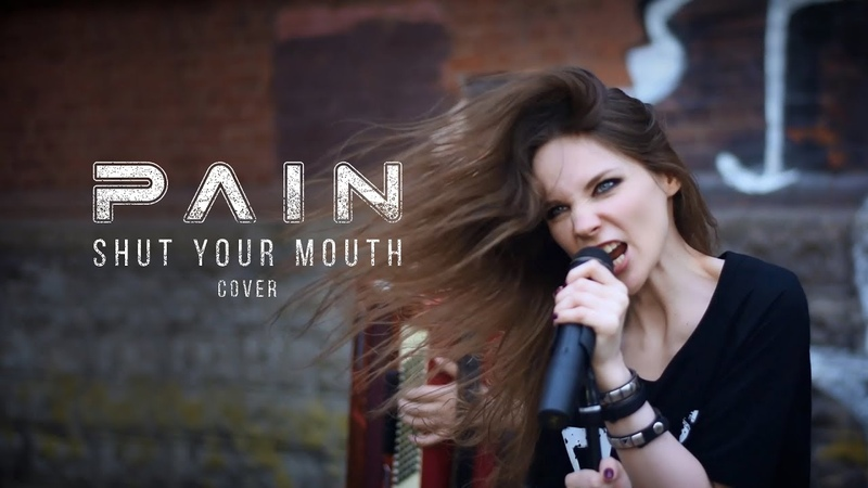 👽 PAIN SHUT YOUR MOUTH Cover by Helena Wild ft SoundBro