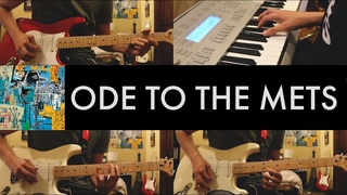 The Strokes - Ode To The Mets (Full Instrumental Cover)