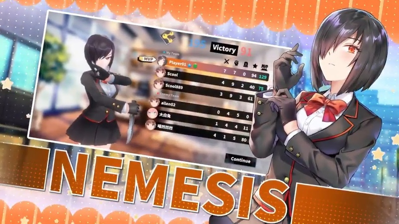 Nemesis is now a playable character in BITC!