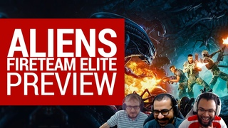 Aliens: Fireteam Elite gameplay | 3-player co-op Preview - PC, Xbox Series X, PS5