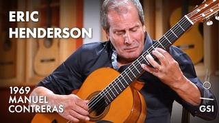 "Ludwig Van Beethoven's ""Moonlight Sonata"" performed by Eric Henderson on a 1969 Manuel Contreras"