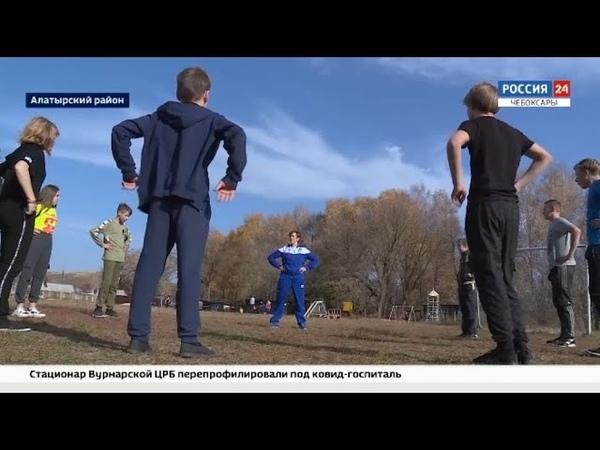 Серебряный волонтер из Алатыря выиграла федеральный проект Молоды душой