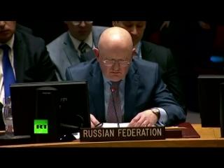Небензя: Хейли заявила, что Россия никогда не будет другом США. Вы заблуждаетесь, думая, что у вас есть друзья.