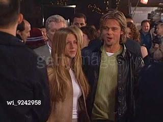 (2000) Jennifer Aniston Brad Pitt Erin Brockovich Premiere