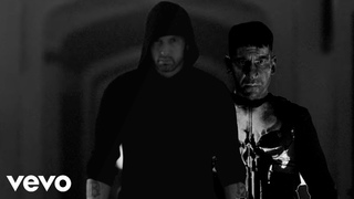 """Eminem, Royce da 5'9"""", NF, Joyner Lucas, Dax, Dr. Dre, 50 Cent, DMX, Hopsin & Tech N9ne - Punisher 2"""