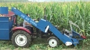 Boslead Backpack Tractor Mounted Corn harvester sales@