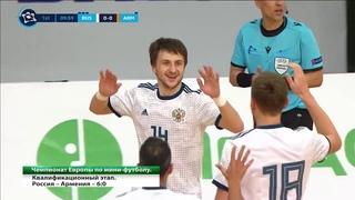 Свой среди чужих. Денис Неведров дебютировал за сборную Армении матчем против России и Милованова
