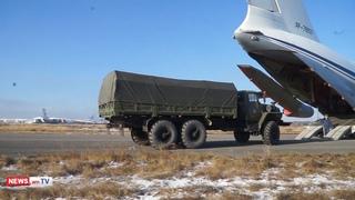 Очередные 18 самолетов ВТА России доставили личный состав и технику миротворцев в Армению