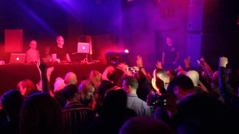 Andy Fletcher DJ Set Leipzig Täubchenthal 27 11 2015 PJ