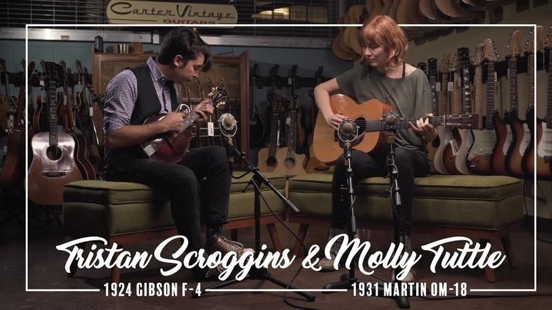 Tristan Scroggins Molly Tuttle Lost Girl