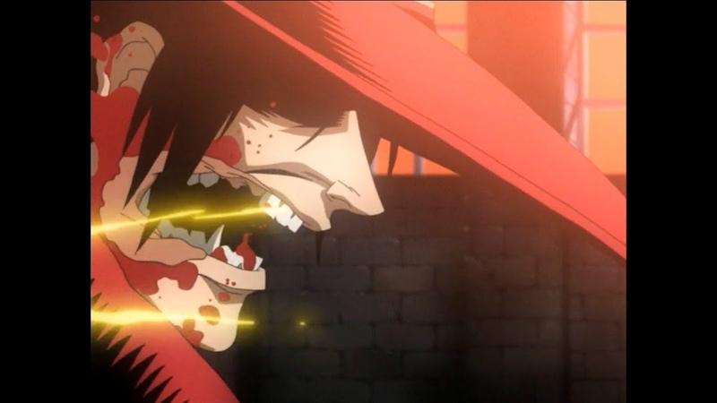 ХЕЛЛСИНГ Алукард против священника вампира