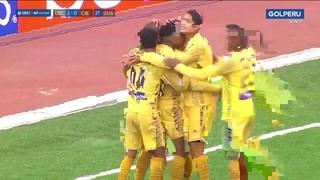 Liga1 Movistar: Erinson Ramírez volvió a parecer y anotó el segundo gol de UTC