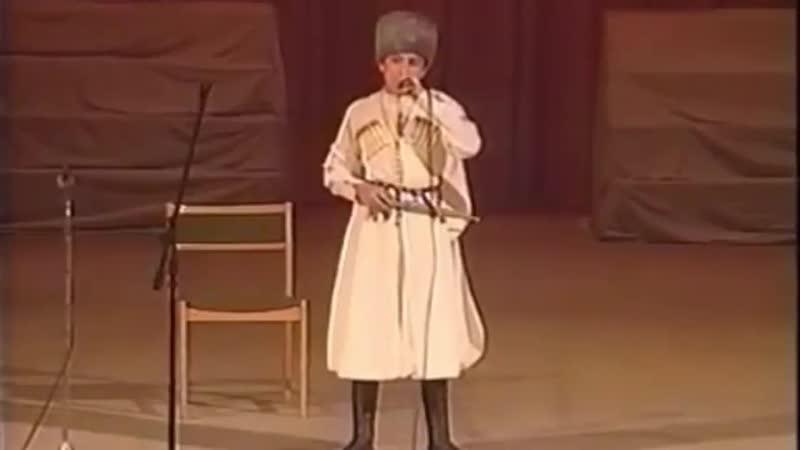 Астемир Апанасов Сэрмахуэ