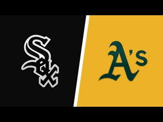 ALWC / G2 /  / CHI White Sox  OAK Athletics
