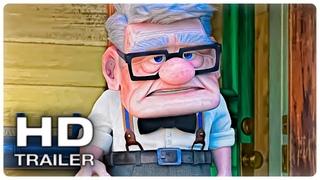 БУДНИ ДАГА сезон 1 Русский трейлер #1 (2021) Боб Питерсон Disney & Pixar Animation Series HD