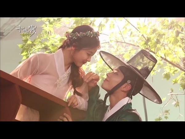 Клип по дораме Свет луны, очерченный облаком OST12 Hwang Chi Yeul - Because I Miss You. Рус.саб.