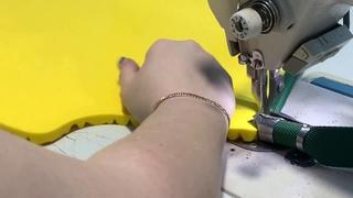 Изготовление ковриков ЭВА DreamCar Technology