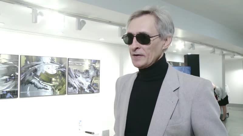 Яркое солнце задержится в Ярославле в КЗЦ Миллениум открылась выставка Эдуарда Медера