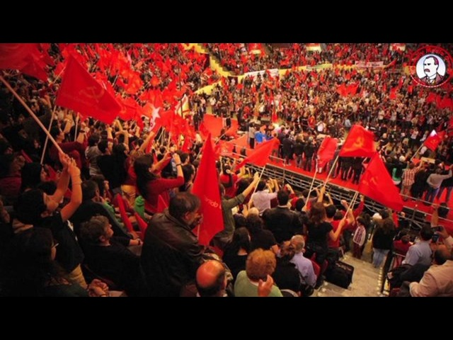 Eugene McCartan on the 15th International Meeting of Communist and Workers' Parties