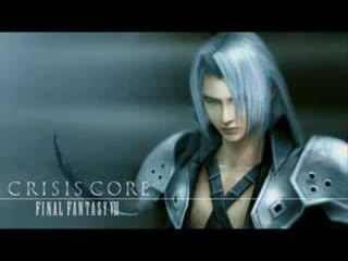 FF7 Crisis Core- One Winged Angel