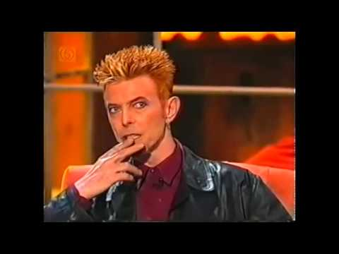David Bowie, the Jack Docherty Show april 18th 1997
