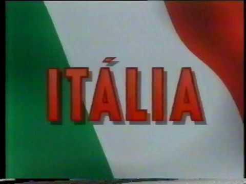 Itália 2x1 Espanha Quartas Copa 1994 Globo