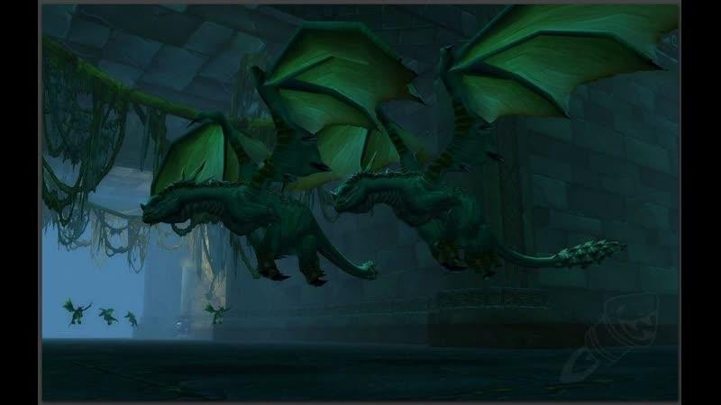 4 часа World of warcraft Проходим Затонувший храм самостоятельно
