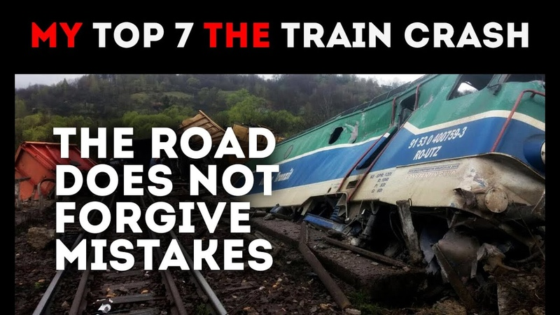 Not TOP10 Trains My TOP7 The Trains Crash
