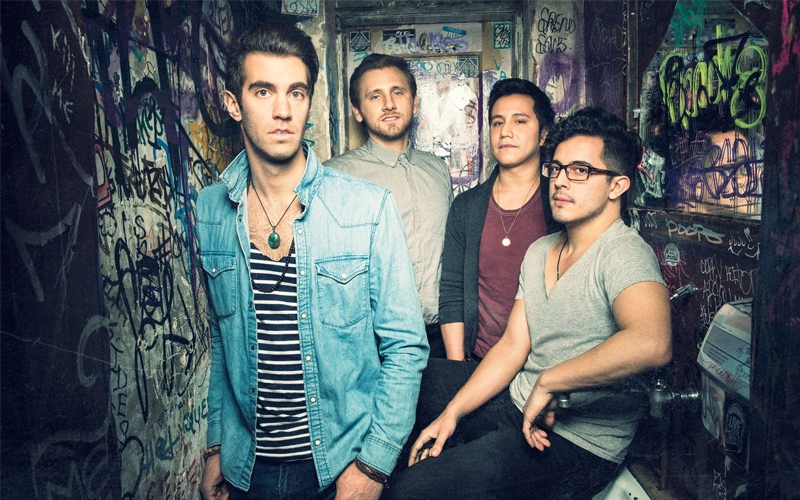 American Authors ''Microphone''