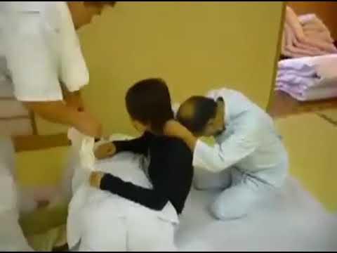 Японские костоправы отжигают! Массаж и Мануальная терапия