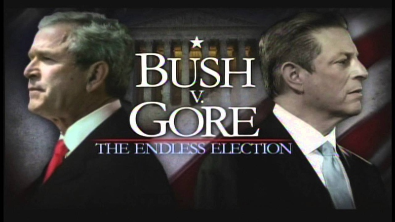 Bush v Gore The Endless Election 2015