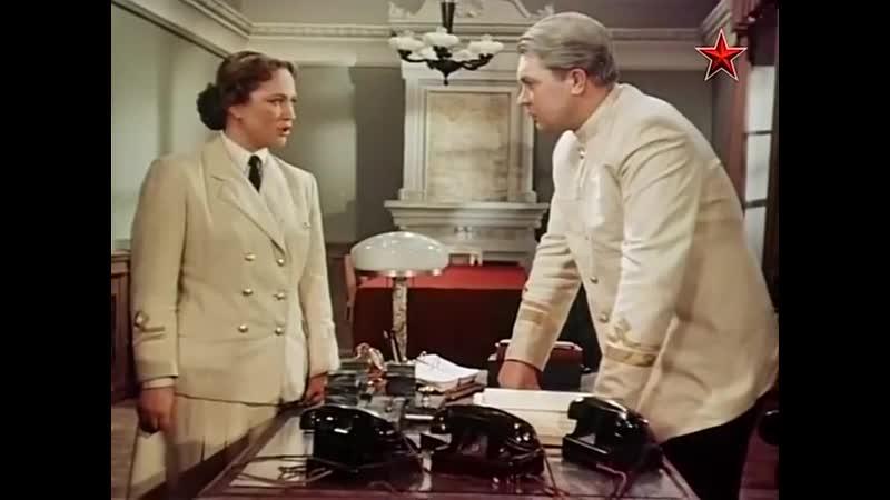 ЕКАТЕРИНА ВОРОНИНА 1957 драма мелодрама экранизация Исидор Анненский