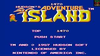 Hudson's Adventure Island - Остров приключений Гудзона / Денди / Dendy / NES / Famicom / Nintendo